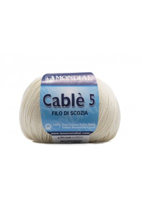 CABLE' 5 010. Marfil